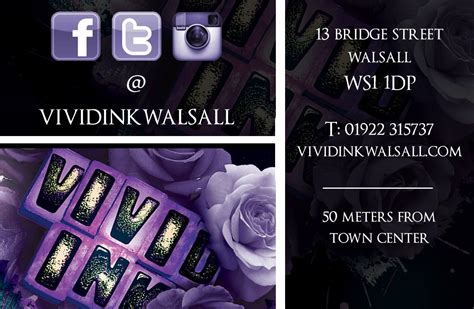 vivid ink tattoo removal ink walsall in walsall the forum directory