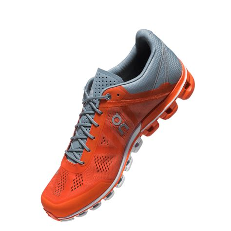 On Cloudventure Peak Lightweight Competitive Trail Orange new colors on swiss performance running shoes