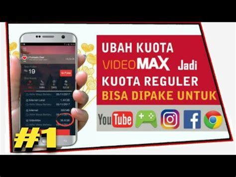 anonytun kuota vidio max setting unlimited pro anonytun pro telkomsel video max