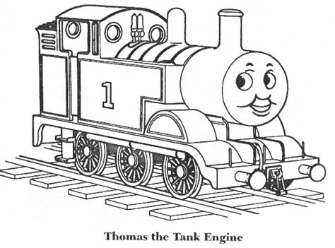 The Tank Engine Colouring Pictures To Print Thomas The Tank Engine Colouring Pictures To Print Thomas The Train Coloring Pages Bebo Pandco