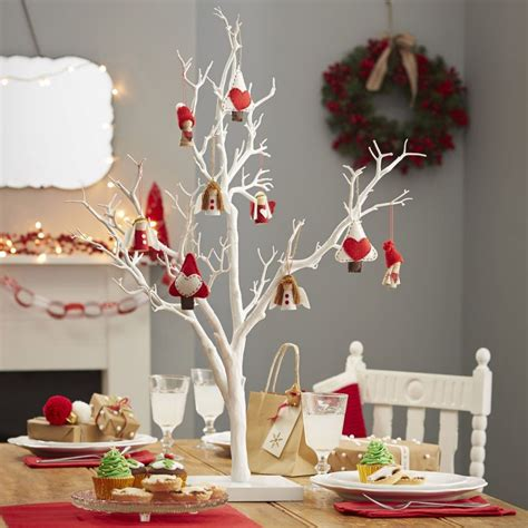 floor l ideas pinterest twig display wish tree 76cm white decorative festive