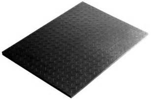 leerburg rubber kennel mat
