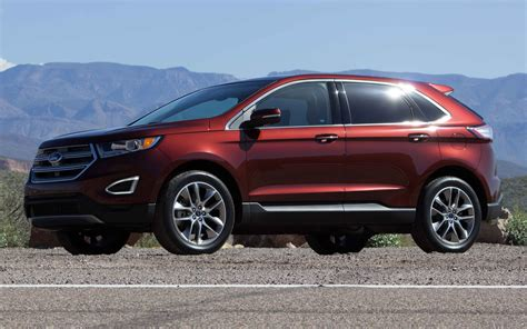 2015 Ford Edge by Drive 2015 Ford Edge