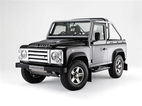 land rover skyfall 2007 land rover defender 90 svx pictures history value
