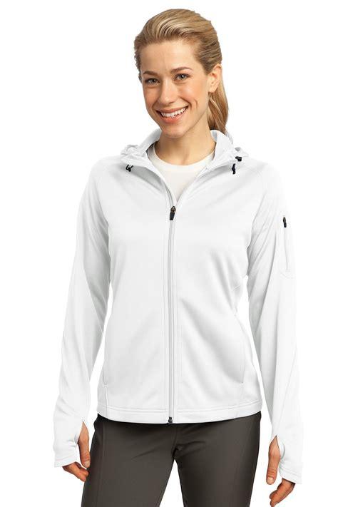 sports hooded zip jacket sport tek tech fleece zip hooded jacket l248