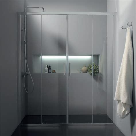 box doccia nicchia box doccia nicchia doppia porta