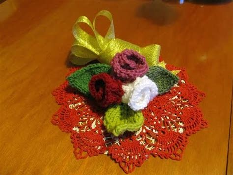 fiori fatti ai ferri come realizzare dei fiori ai ferri fai da te mania