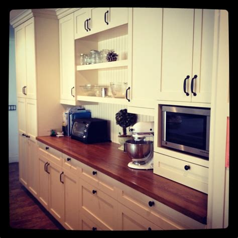 white kitchen cabinets with butcher block countertops white cabinets butcher block counter kitchen