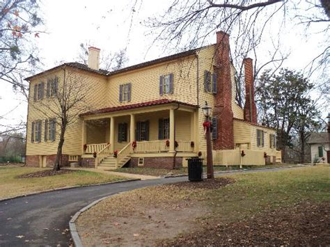 Mordecai House Picture Of Mordecai Historic Park Raleigh Tripadvisor
