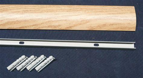 Door Floor Plate by Oak Floor Edging Door Plate Threshold 900mm R Sect Ebay