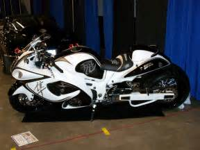Suzuki Hayabusa Performance Parts Chopper Creeps Custom Suzuki Hayabusa