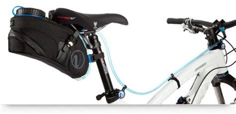 hydration junkie the seat bike hydration system