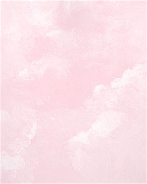 Fathead Wall Murals light pink faux cloud wallpaper