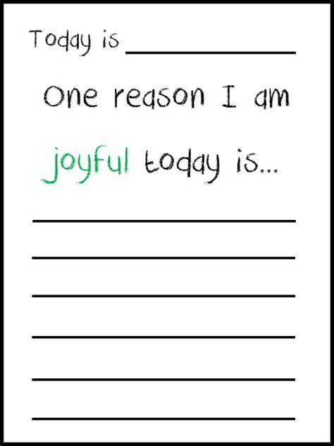 printable joy journal grow the fruit of the spirit is joy play eat grow