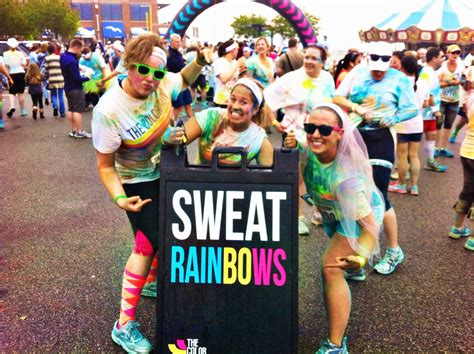 how to wash color run better than doing laundry how to get clean fast after the