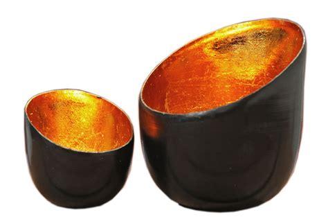 teelichthalter metall windlicht kendall teelichthalter metall gold schimmernd