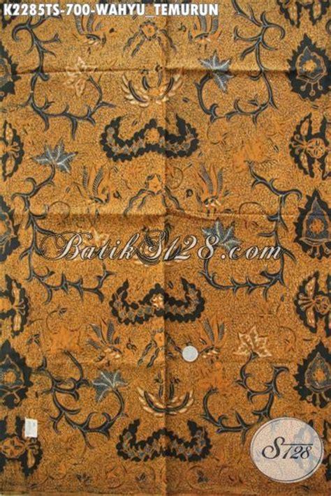 Batik Halus Khas Jogja Motif Wahyu Tumurun jual kain batik klasik premium batik mahal khas