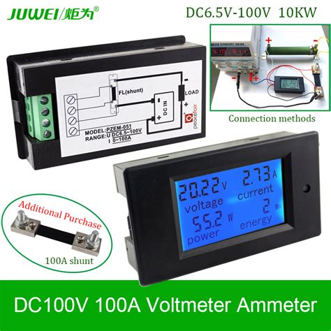 Dc Voltmeter buy wholesale digital dc voltmeter from china