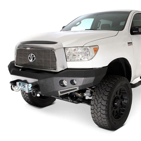 Toyota Tundra Bumpers Smittybilt 174 Toyota Tundra 2008 M1 Width Black Front