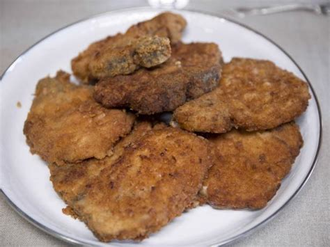 fried lamb chops fried pork chops recipe nancy fuller food network