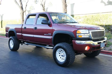 repair anti lock braking 2006 gmc sierra 2500hd parking system california 1 owner 2006 gmc sierra 2500 hd 6 6l lly
