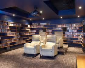 various cool dvd storage ideas modern small media room