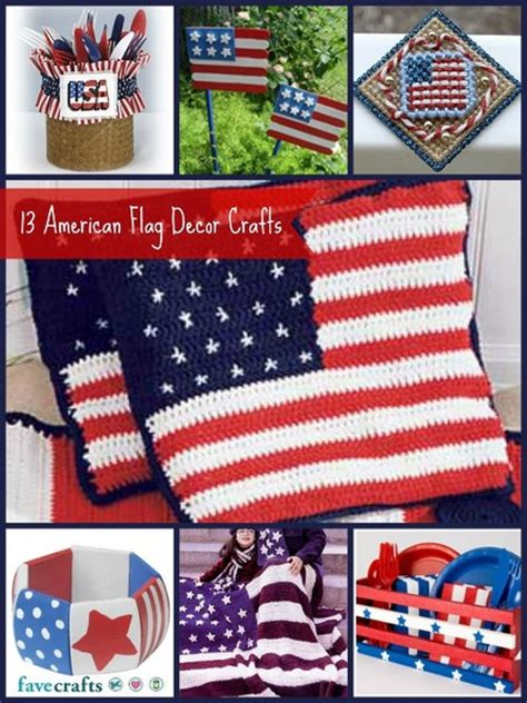 American Flag Decorations by 13 American Flag Decor Crafts Favecrafts