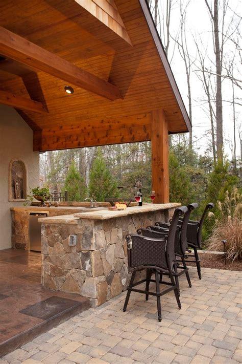 plan  outdoor wet bar decohoms