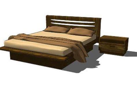 bett 3d sketchup components 3d warehouse bed bed bett
