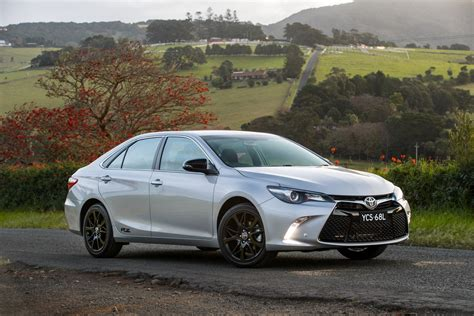toyota specials rz special joins toyota camry s australian lineup carscoops