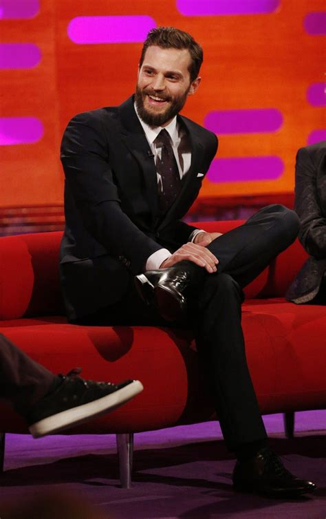 jamie dornan real voice jamie dornan en the graham norton show 50 sombras spain