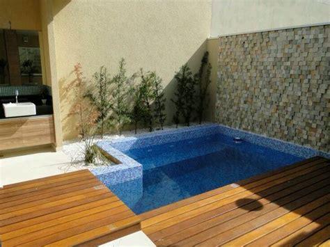 piscina  espacios pequenos small pool design