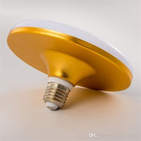 Ufo E27 Led Bulb Flat Light Energy Saving L 18w 24w 36w Flat Led Light Bulb