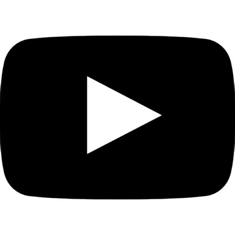 youtube layout vector youtube symbol icons free download