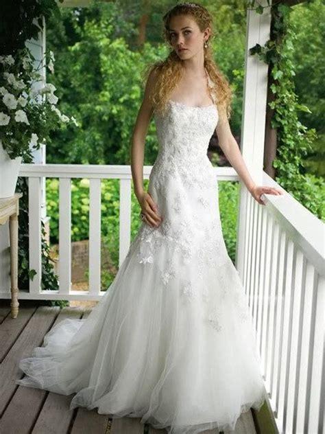 Garden Dress Wedding Lace Garden Wedding Dressessang Maestro Sang Maestro