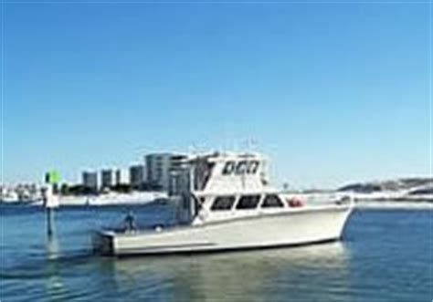 charter boat only way find a registered boat destin fishing rodeo
