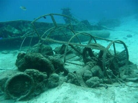 boat crash mexico plane wreck on the house reef picture of babieca dive