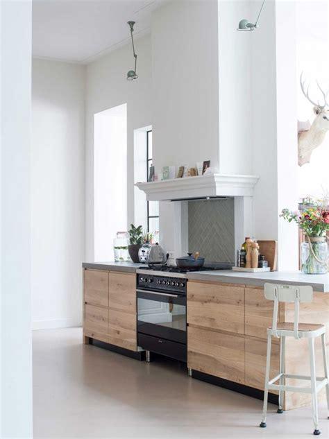 vt wonen keuken 25 beste idee 235 n over scandinavische keuken op pinterest