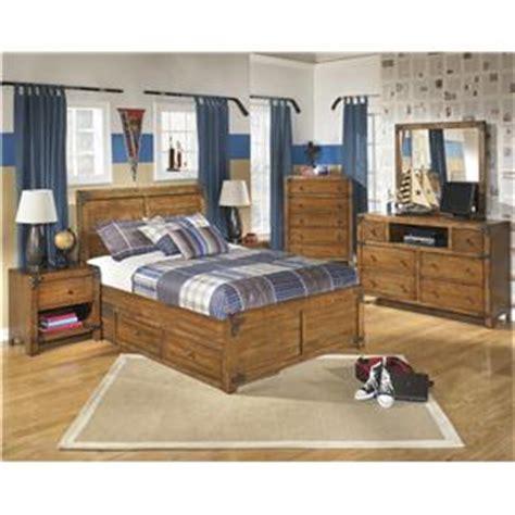 delburne full bookcase bed signature design by ashley delburne full panel bed in