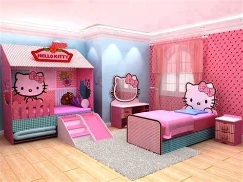 kitty bedroom decor  latest decoration ideas