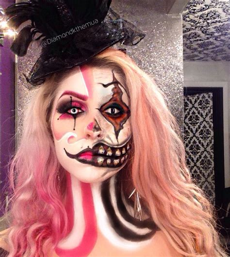 25 Best Ideas About Evil by 25 Best Ideas About Evil Clown Makeup On