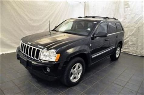 Jeep Grand 2007 Limited 2007 Used Jeep Grand Limited At Luxury Automax