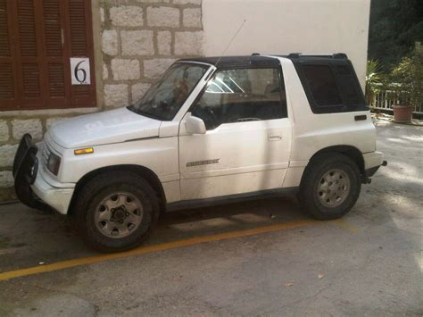Suzuki Automatic For Sale Lebanonoffroad For Sale Suzuki Vitara Y M 1990