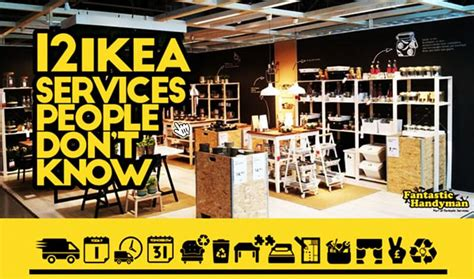 ikea services the 12 ikea services depicted in visuals ikea hackers