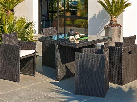 salon jardin promotion salon de jardin table et chaise mobilier de jardin leroy merlin