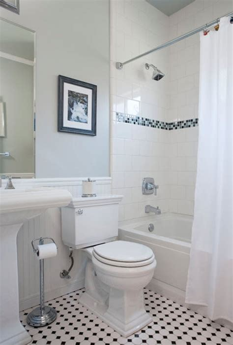 White Small Bathroom Ideas 20 4x4 White Bathroom Tile Ideas And Pictures