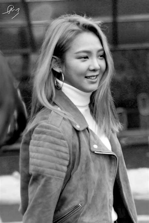 Hyoyeon - 170203 KBS Music Bank | Manuth Chek's SoShi Site