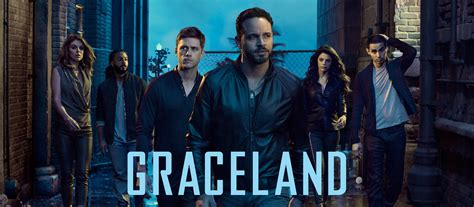 Shows In by Graceland Tv Show On Usa Ratings Cancel Or Renew