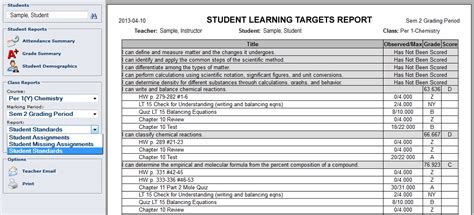 study progress report sle student report sle 28 images sle progress report for