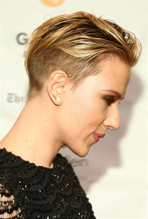 why scarlett johansson cut hair most memorable hair moments of 2014 scarlett johansson